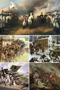 Fun & Figures about American Revolutionary War- Image of Revolutionary War
