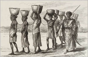 The Rise of Slavery