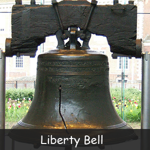 Famous American Monuments - Image of Liberty_Bell