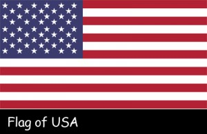 Famous American Monuments - Image for Flag of USA