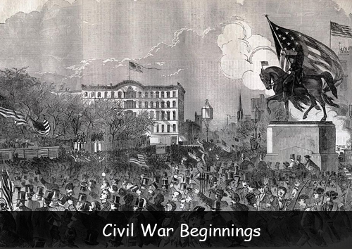 Civil War Beginnings