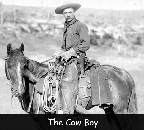 Cowboys, Outlaws, and Heroes
