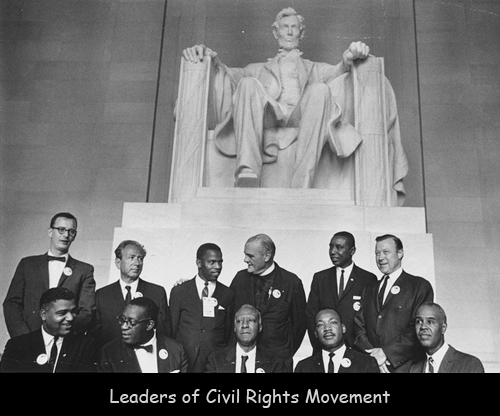 How did the civil rights movement begin?