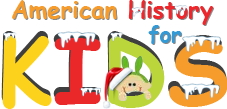 American History For Kids Logo