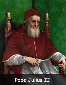 Early Expeditions - Pope_Julius_II