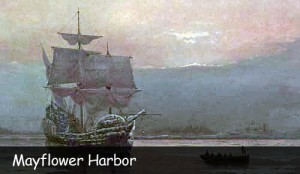 Fun facts of Puritans and Pilgrims- Image of Mayflower