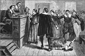 Image of The Salem Witch Trials