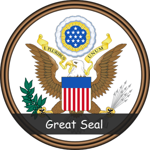 Famous American Monuments - Image of Great Seal
