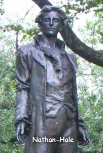 Facts about American Spies - Image of Nathan Hale