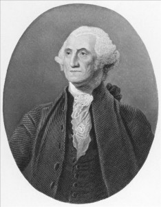 The Early Federal Government and Political Parties - Image of George Washington