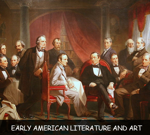 Early American Literature and Art