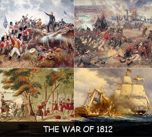 an introduction to the history of war in 1812 in the united states The war of 1812 was the true making of the  the united states army 1812  introduction background to the american war chronology regular units of the.