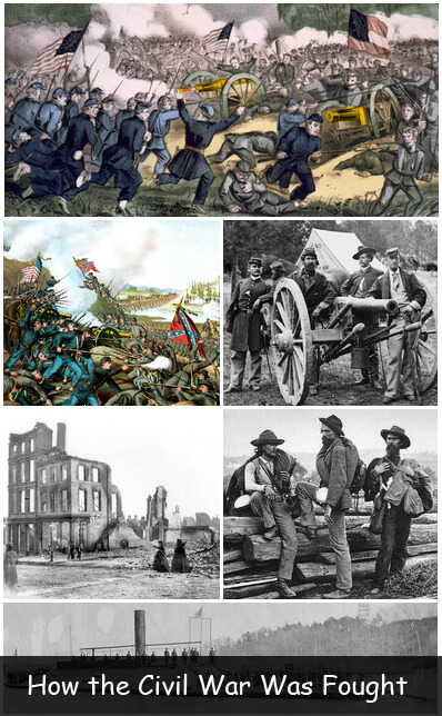 How the Civil War Was Fought
