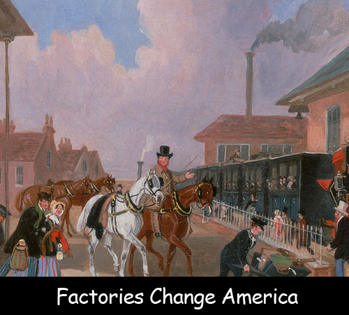Factories Change America
