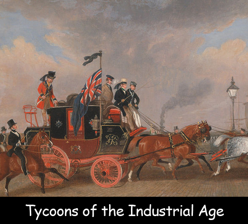 Tycoons of the Industrial Age