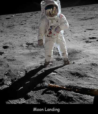 A Man on the Moon and Other Achievements