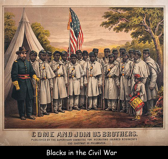 Blacks in the Civil War