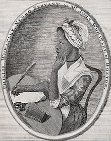 African American Poets and Writer: Phillis Wheatley