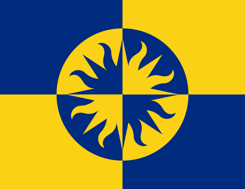 Flag Of The Smithsonian Institution