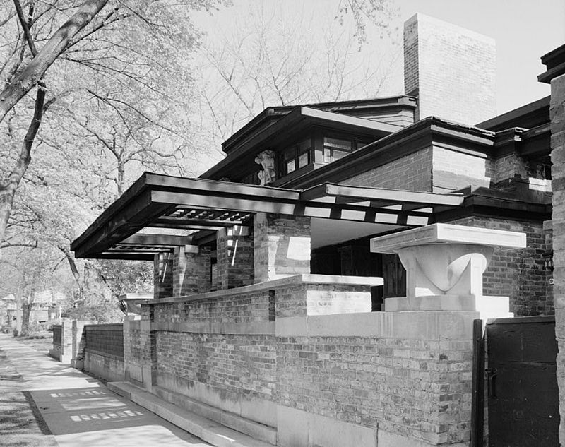 Frank Lloyd Wright Personal Home