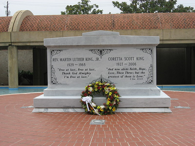 Martin Luther King Jr  National Site
