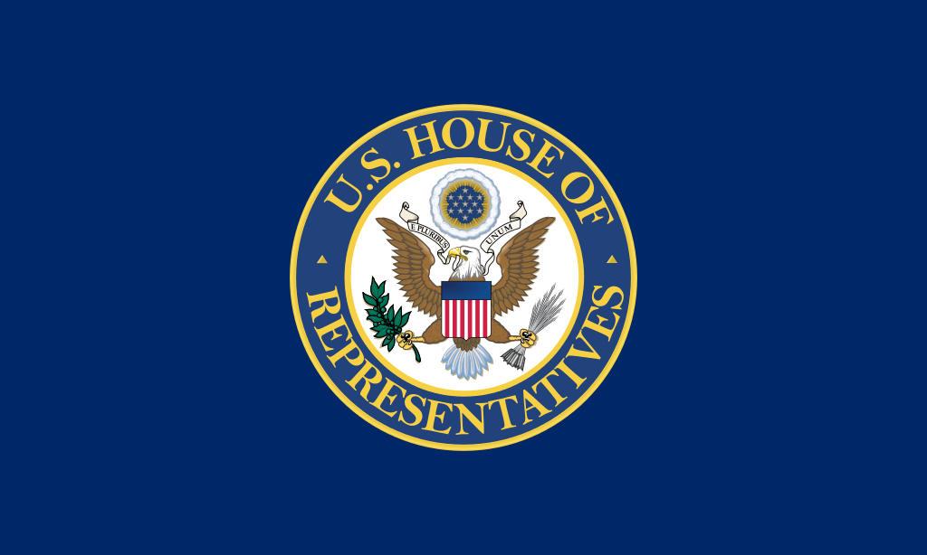 Flag of the United States House of Representatives