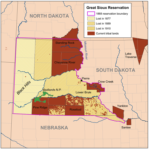 Great Sioux Reservation